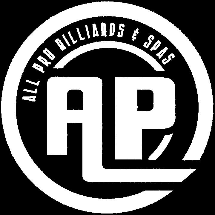 All Pro Billiards & Spas logo